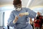 Коронавирус аныктоочу тест. Архивдик сүрөт