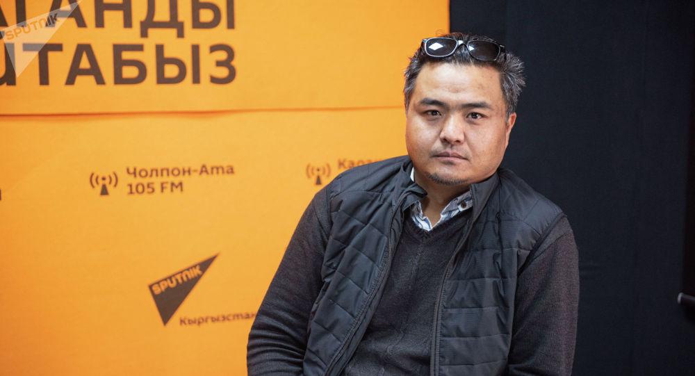 Сценарист и режиссер Найзабек Сыдыков