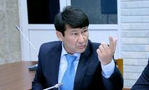 Экс-депутат Анарбек Калматов. Архивное фото