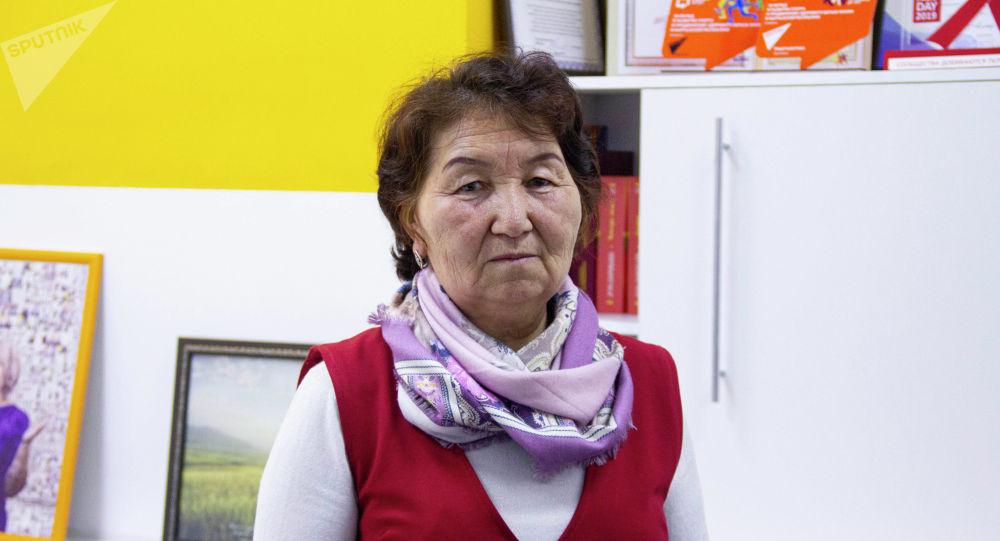 Психология илимдеринин кандидаты, психолог Канышай Кожокелдиева