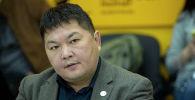 Юридика илимдеринин доктору, профессор, КРдин эмгек сиңирген юристи Кайрат Осмоналиев
