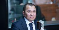 Новоназначенный директор Государственного агентства по антимонопольному регулированию при Министерстве экономики и финансов Кенешбай Тайлаков