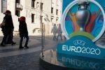 Футбол боюнча Европа чемпионаты. Архивдик сүрөт