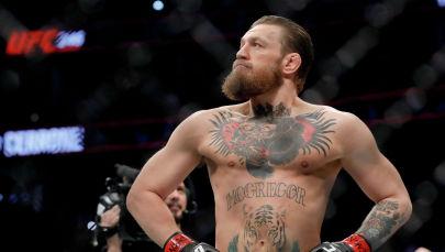 Боец UFC Конор МакГрегор. Архивное фото