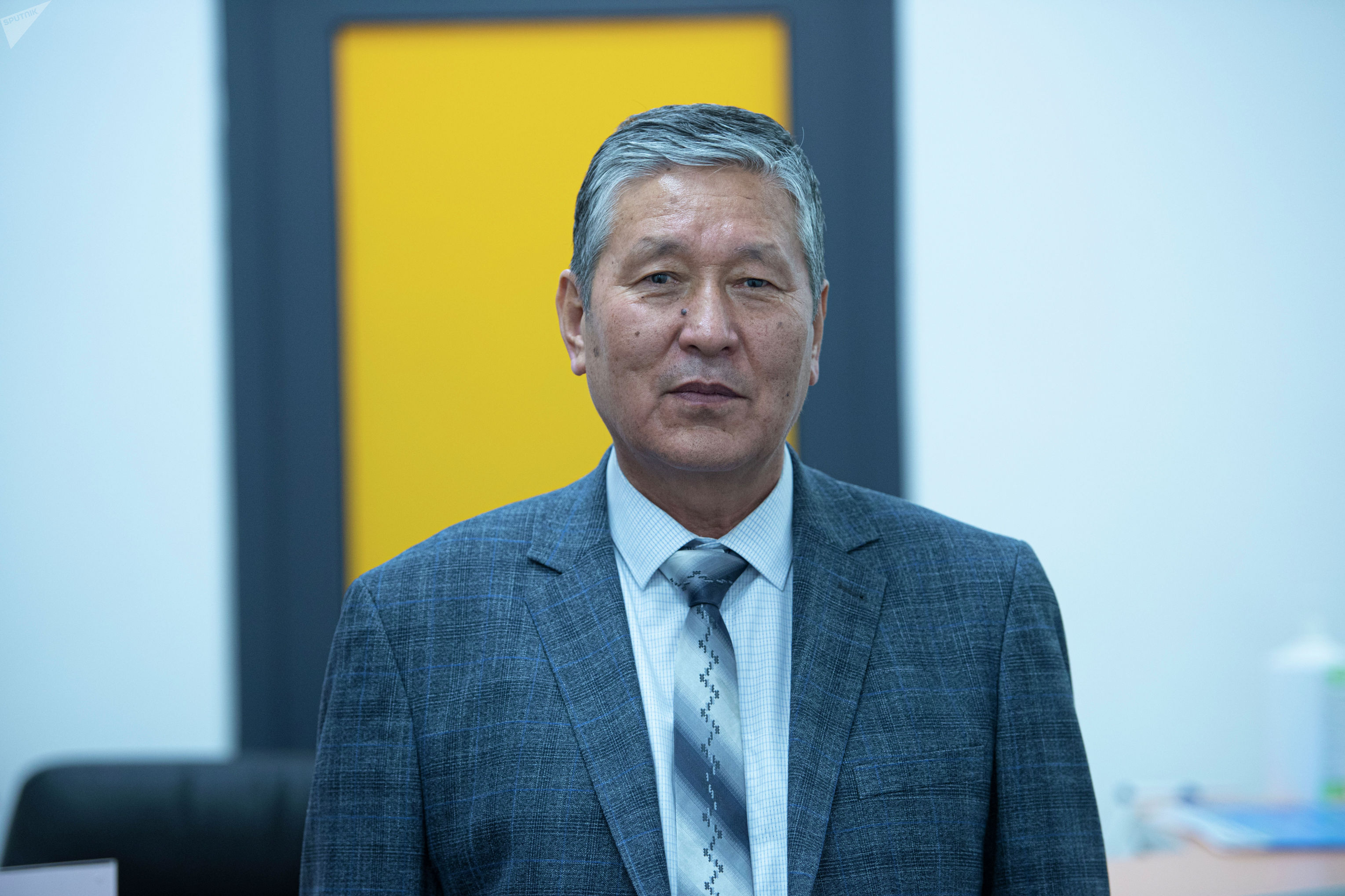 Руководитель Республиканского научно-практического центра по контролю вирусных инфекций Зуридин Нурматов