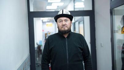 Борбор Азия багбандар биримдигинин жетекчиси Абдулла Ташиев