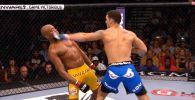 Абсолютный бойцовский чемпионат (UFC) вспомнил пять самых ярких апсетов, в которых новички крушили авторитетных бойцов на пике своей славы и этим шокировали мир.