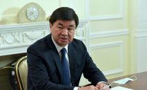 Экс-премьер-министр Мухаммедкалый Абылгазиев. Архивное фото