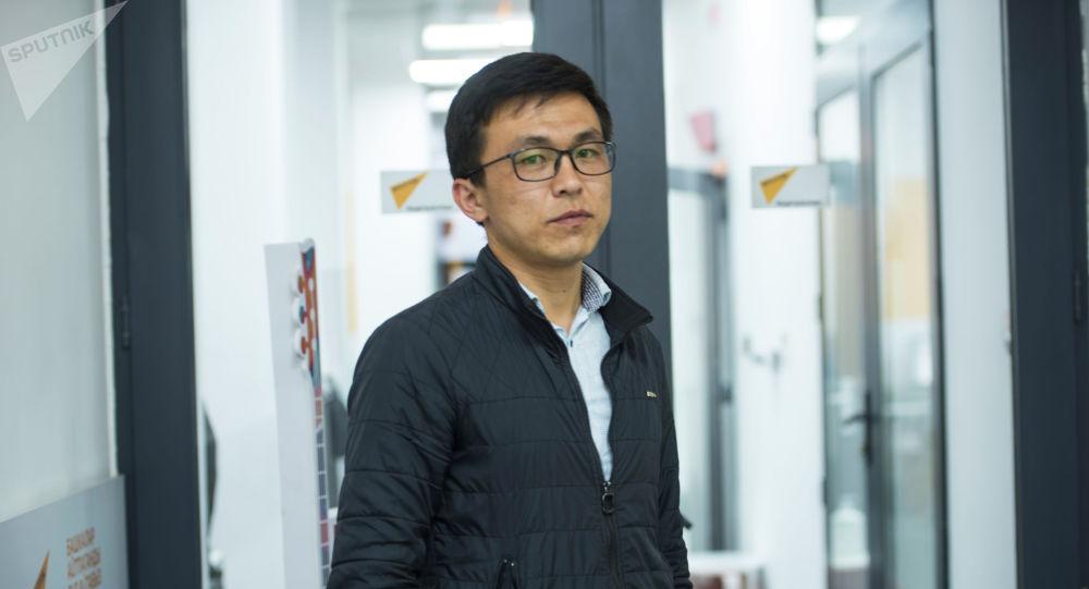 Клиникалык психолог Рыспек Качкынбай уулу