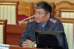 Комендант Бишкека Алмаз Орозалиев. Архивное фото