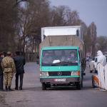 Шейшембиден тарта Бишкекти тегерете 12 санитардык-карантиндик пост коюлду