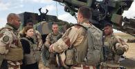 Французские военнослужащие в Сирии. Архивное фото