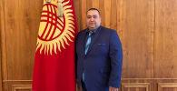 Алмазбек Сабырбеков назначен руководителем Аппарата Жогорку Кенеша Кыргызской Республики