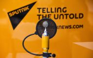 Студия радио Sputnik. Архивное фото