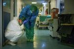 Медсестры в больнице. Архивное фото