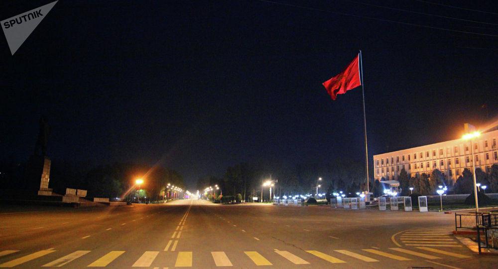 Центральная площадь города Ош. Архивное фото