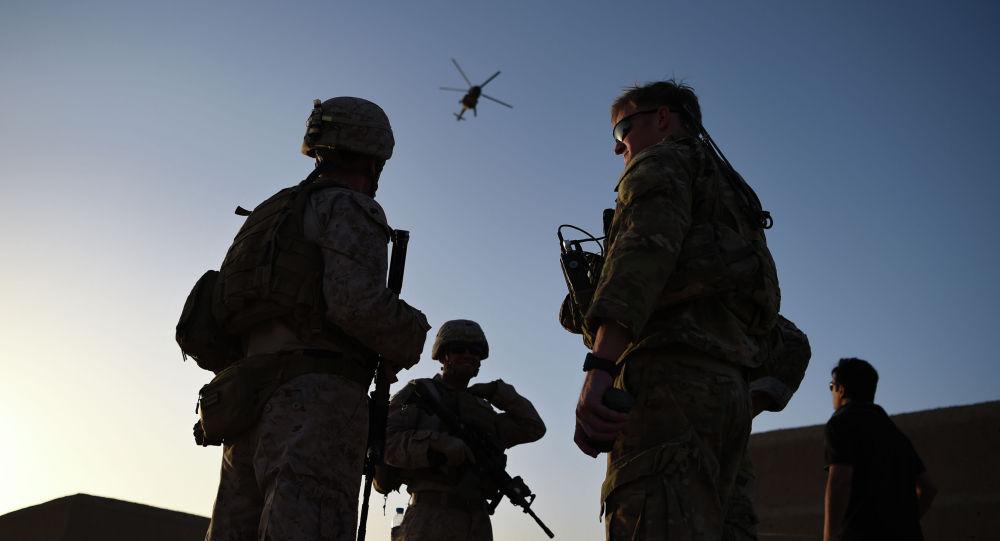 АКШнын аскерлери Афганистанда. Архив