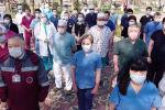 Врачи и медицинские работники страны записали видеообращение к населению, сообщила пресс-служба Министерства здравоохранения КР.