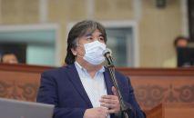 Экс-депутат Садык Шер-Нияз. Архивное фото