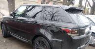 Land Rover марка унаа, айдоочу жасалма өткөрмө кагаз менен кармалды