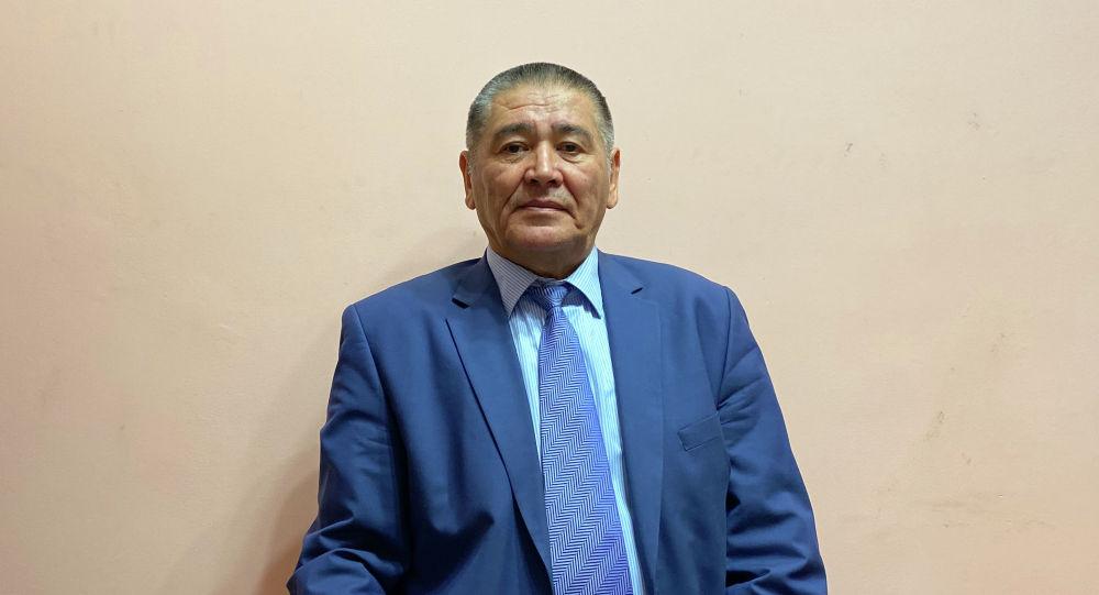 Профессор, доктор медицинских наук, заведующий кафедрой иммунологии и вирусологии КГМА Доктурбек Адамбеков