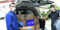 Азия өнүктүрүү банкы КРге 200 миң долларга медицина каражаттарын алып берди