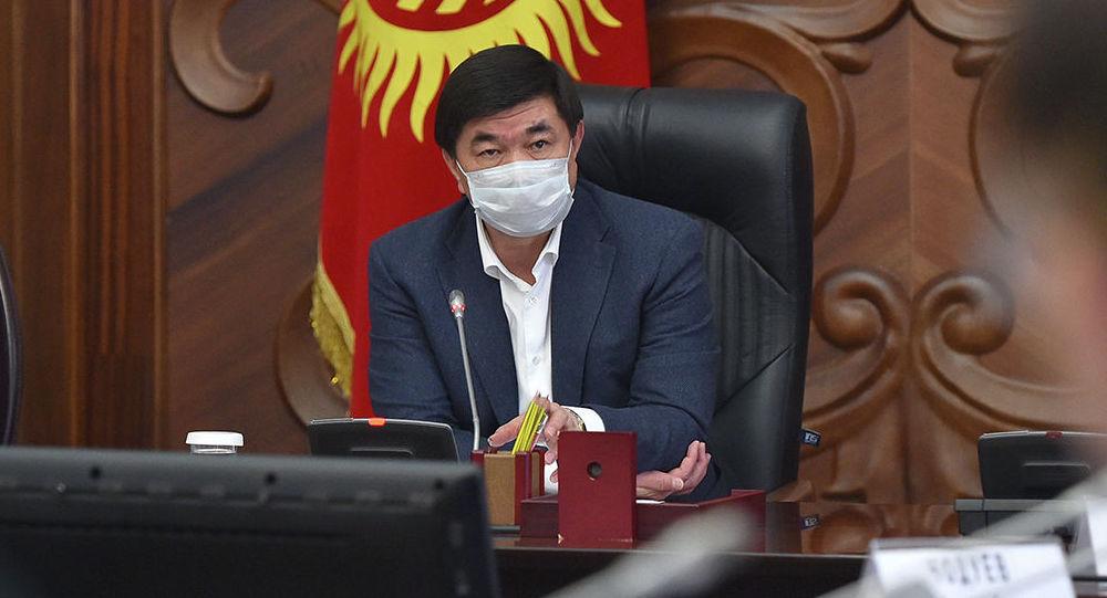 Премьер-министр Мухаммедкалый Абылгазиев