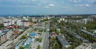 Бишкекте аба кадимкидей тазарды. AirKaz сайтынын маалыматы боюнча, борбор калаада РМ 2.5 майда бөлүкчөлөрүнүн саны кыйла азайган.