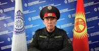 Начальник УВД Ошской области Малик Нурдинов. Архивное фото