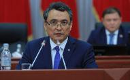 Ставший депутатом Жогорку Кенеша VI созыва от фракции СДПК Саматбек Ибраев