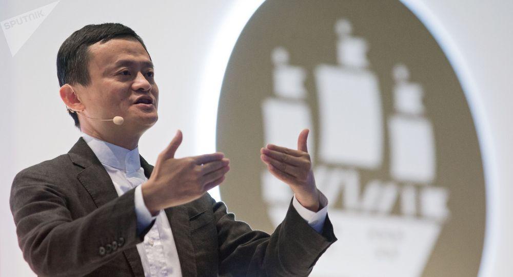Китайский миллиардер Джека Ма