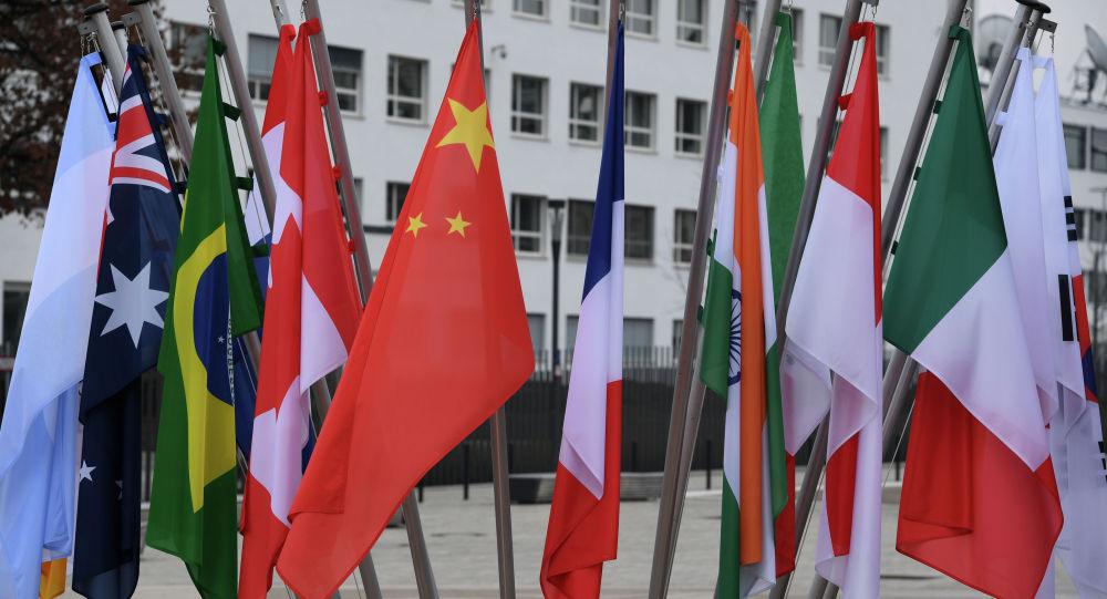 G20 мүчөлөрүнүн желектери. Архив