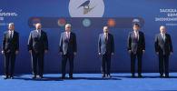 Главы делегаций государств-участников Высшего евразийского экономического совета. Архивное фото