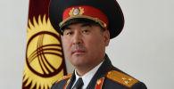 Нарын шаарынын жана Ат-Башы районунун коменданты Уланбек Аалиев