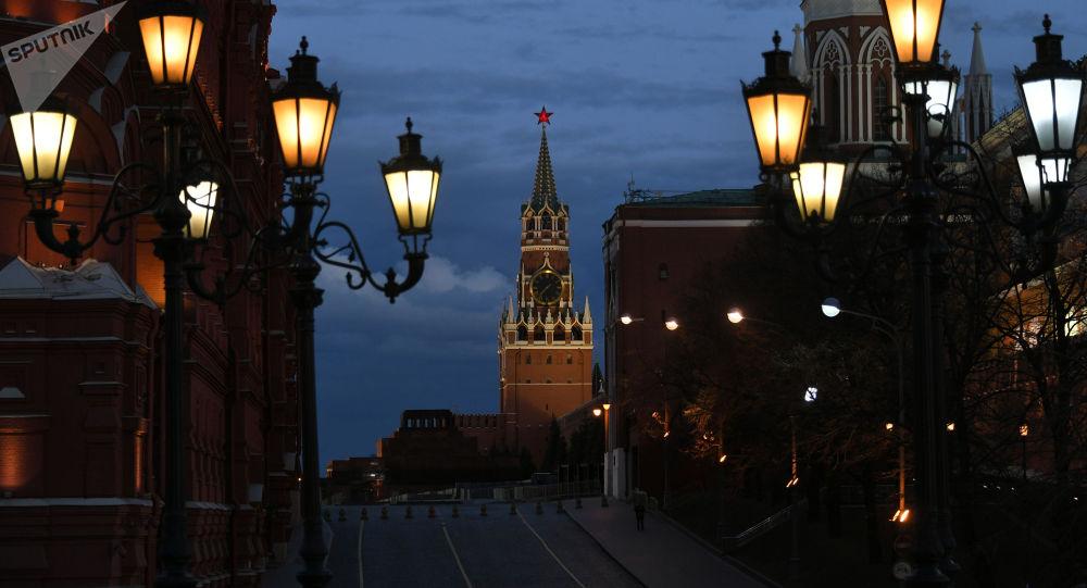 Москва Кремли. Архив