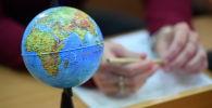 Глобус. Архивное фото