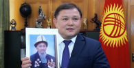Фронтовая перекличка в Кыргызстане начнется с обращения торага Жогорку Кенеша Дастана Джумабекова. Его дед Жумадил Тургунбаев во время войны дошел до Германии, а после вернулся на малую родину, в Талас.