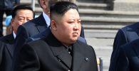 Председатель Госсовета Корейской Народно-Демократической Республики Ким Чен Ын. Архивное фото