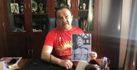 К проекту Sputnik Фронтовая перекличка присоединился легендарный кыргызстанский спортсмен, семикратный чемпион мира среди боксеров-профессионалов по версии WBA Орзубек Назаров.