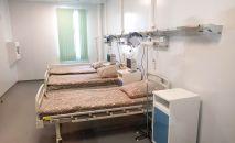 Медицинская палата в лечебном отделении больницы. Архивное фото