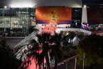 Дворец фестивалей во время 72-го Каннского международного кинофестиваля. Архивное фото