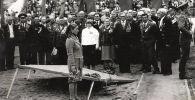 Ветеран Великой Отечественной войны, пулеметчица в Панфиловском дивизионе Галина Рахимова