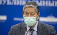 Руководитель Центра по контролю за вирусными инфекциями Зуридин Нурматов