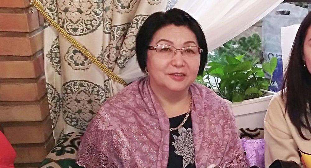 Скончавшаяся в результате коронавирусной инфекции отличник здравоохранения, врач высшей категории Жузумкан Кокумбаева