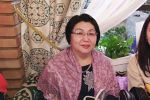 Руководитель группы семейных врачей Бишкекского ЦСМ № 3 Жузумкан Кокумбаева