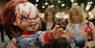 Кукла Чаки. Архивное фото