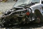 Автомобиль попавший в ДТП. Архивное фото