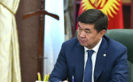 Бывший премьер-министр Мухаммедкалый Абылгазиев. Архивное фото