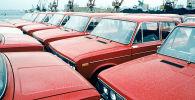 Жигули автоунаалары. Архив