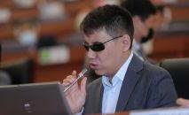 Депутат Дастан Бекешев. Архивное фото